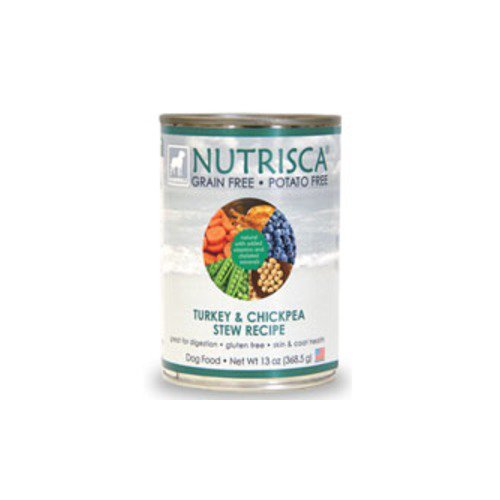 Nutrisca Grain-Free Turkey & Chickpea Stew