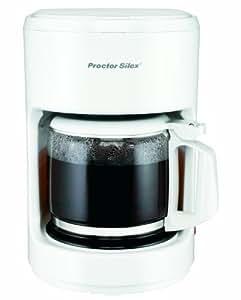 Proctor Silex 48350 10-Cup Coffeemaker, Garden, Lawn, Maintenance