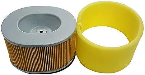114210 12590 Yanmar Diesel L100N 6 186FN Air Cleaner Filter Element 114211-12510