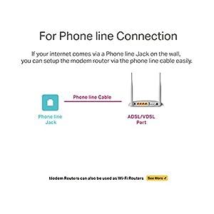 TP-Link TD-W9970 300 Mbps Wireless N USB VDSL/ADSL Modem Router