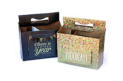 Beer Greetings - Six Pack Greeting Card Box