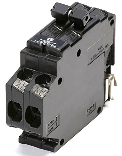 Circuit Breaker Clip (UBITBA250-New Challenger MH250 Type A Replacement.  Two Pole 50 Amp Clip Circuit Breaker Manufactured by Connecticut Electric.)