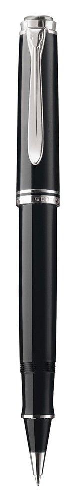 Pelikan Premium R805 Stylo roller Noir//Bleu