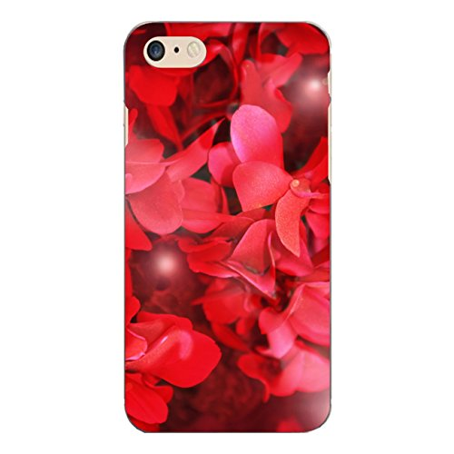 """Disagu Design Case Coque pour Apple iPhone 7 Housse etui coque pochette """"Rote Blüten"""""""