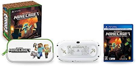 【メーカー生産終了品】PlayStation Vita 本体刻印モデル Minecraft Special Edition Bundle 1(PCH-2000ZA/MC1)
