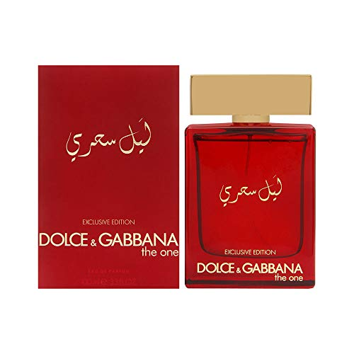 Dolce & Gabbana The One Mysterious Night for Men 3.3 oz Eau de Parfum Spray