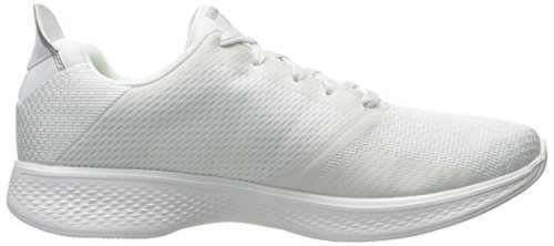 Womens Go Skechers Walk 4 14914 White dCwfpx