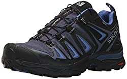 Salomon Women's X Ultra 3 Gtx W Trail Running Shoe, Crown Blue, 8.5 M Us