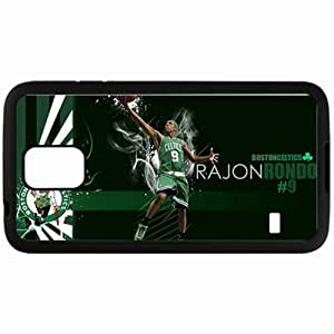 Personalized Samsung S5 Cell phone Case/Cover Skin 14821 celtics wp 39 sm Black