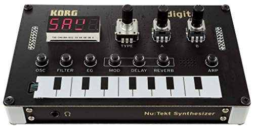 Korg Nu:tekt NTS-1 Monophonic DIY Synth Kit