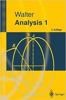 Analysis 1 (Grundwissen Mathematik)