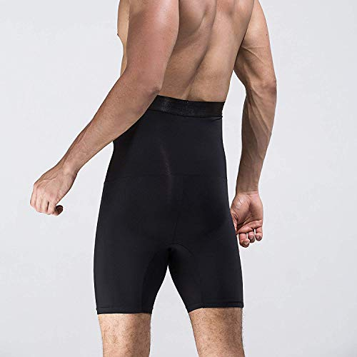 Le Ventre Pour Culotte Noir 1 Huntdream Maintien Homme Taille Avec Haute De Rxq8S