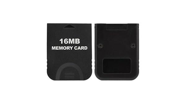 Amazon.com: GTMax – Tarjeta de memoria de 16 MB para ninendo ...