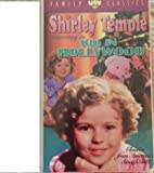 A Kid in Hollywood, Pie Covered Wagon and War Babies (Shirley Temple Film Shorts) [VHS]