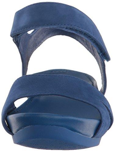 Camper Donna Micro K200116 Sandalo Con Tacco Blu