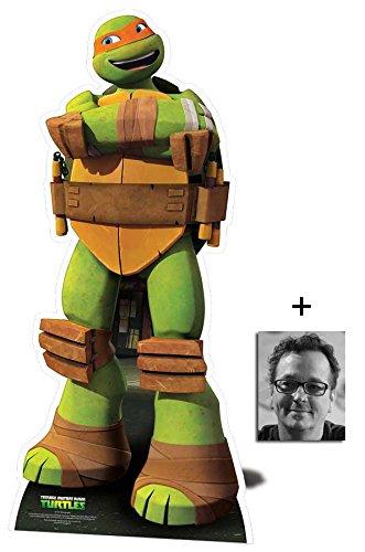 Amazon.com: Fan Pack - Michelangelo Teenage Mutant Ninja ...