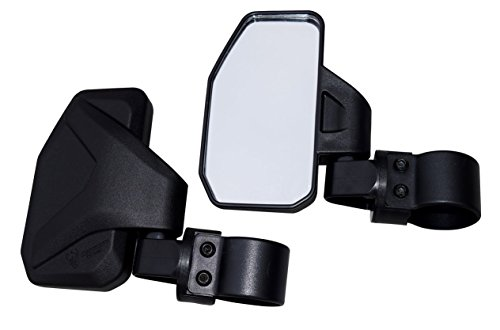Chupacabra Offroad Rear View Side Mirror for UTV (Pack of 2) For 1.6
