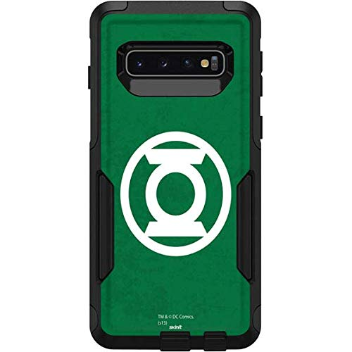 Skinit Green Lantern OtterBox Commuter Galaxy S10 Skin - Officially Licensed DC Comics OtterBox Case Decal - Ultra Thin, Lightweight Vinyl Decal Personalization
