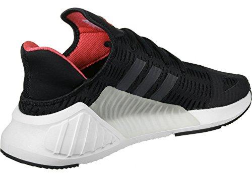 adidas Climacool 02/17, Scarpe da Fitness Uomo Nero (Negbas / Neguti / Ftwbla)