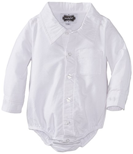 Image result for dress shirt onesies babies