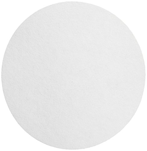 Whatman 1442-055 Quantitative Filter Paper Circles, 2.5 Micron, Grade 42, 55mm Diameter (Pack of 100) by Whatman