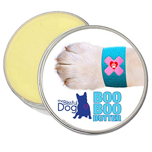 The Blissful Dog Boo Boo Butter for Your Dog's Discomforts, 2-Ounce Review
