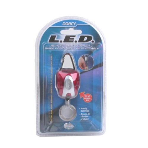 LED Retractable Keylight