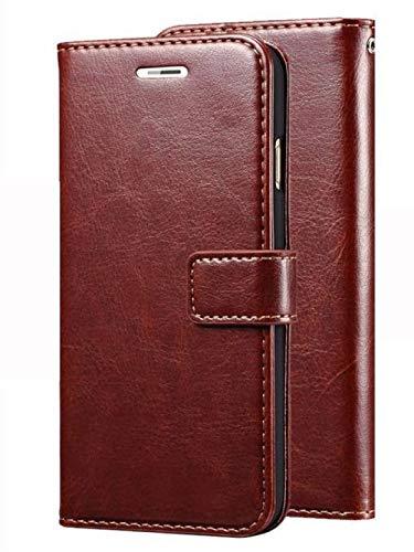 Xiaomi Mi Note 3 Leather Wallet Flip Cover Back Case