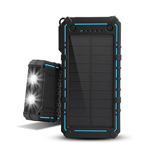 Solar Powered Battery Charger - 1