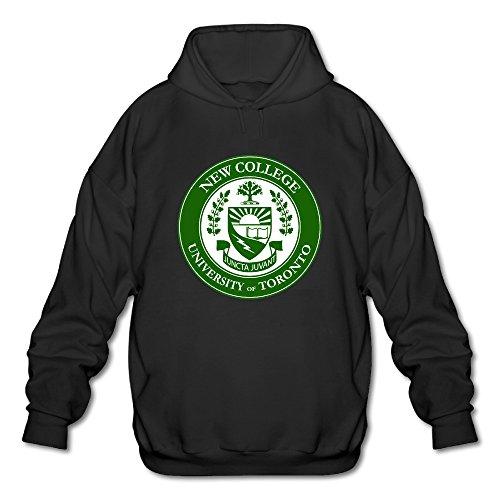 Baihu62 Man New College Of California Hoodies T-shirt Organic Cotton Good