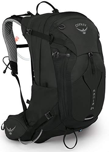 Osprey Packs Manta 24 Hydration Pack, Black, One Size