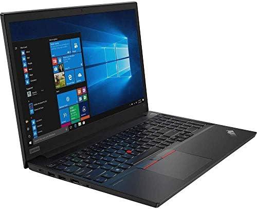 "2020 Lenovo ThinkPad E15 15.6"" FHD Full HD (1920x1080) Business Laptop (Intel 10th Quad Core i5-10210U, 16GB DDR4 RAM, 512GB PCIe SSD) Type-C, HDMI, Windows 10 Pro + IST Computers HDMI Cable WeeklyReviewer"