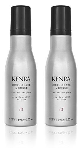 Kenra Curl Glaze Mousse #13, 6.75-Ounce