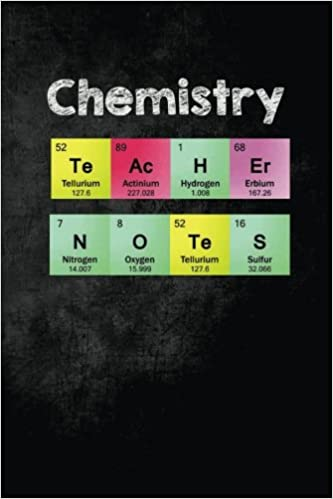 Books Funny Chemistry Quote Journal Teacher Gift Clinical