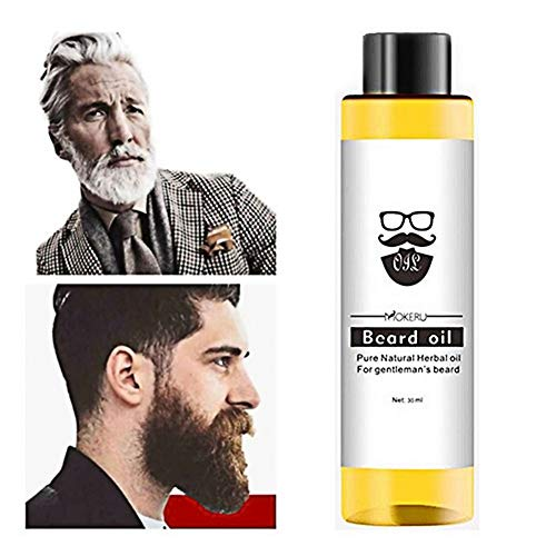 - Men's Beard Spray Hair Growth For Thicker and Fuller Beard, Beard Growth Hair Enhance for Men Beard Balm - 100% Pure Natural and Organic Moisturizing, Soft, Shaving for All Facial Hair Types