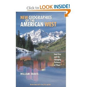 Read Online New Geographies of the American West byTravis pdf
