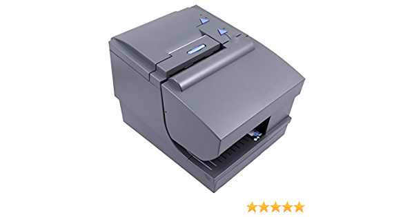 NEW-Toshiba IBM 4610-2NR Gray Receipt POS Printer 80Y3206