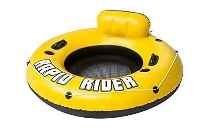 Canotto hinchable cimabellone flotador Sillón 135 cm bes357: Amazon.es: Hogar