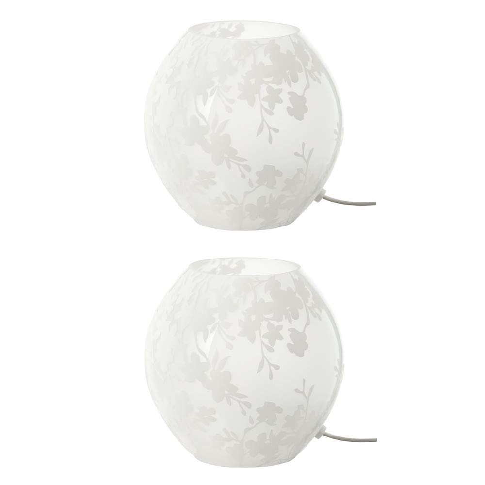 Moderno Bianco Grande Version 18 Cm Altezza Ikea Lampada Da Tavolo Knubbig Lampade Da Lavoro Cancelleria E Prodotti Per Ufficio