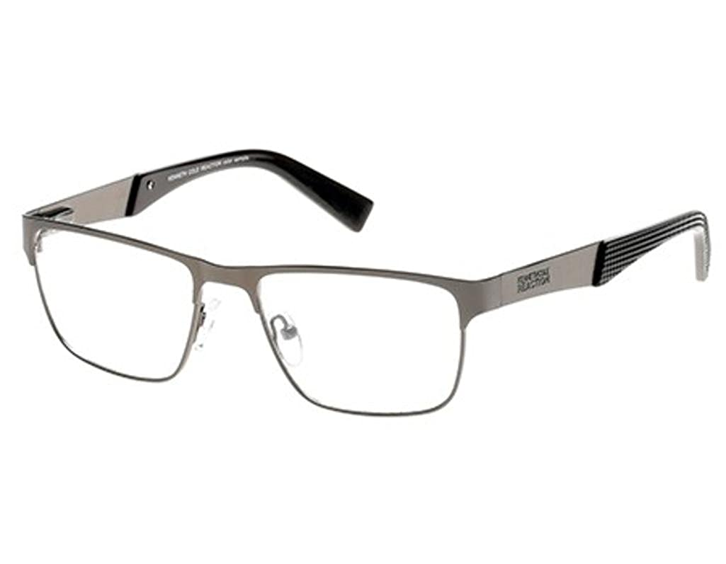 Eyeglasses Kenneth Cole Reaction KC 770 KC0770 009 matte gunmetal