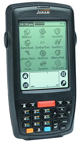 Janam XP20W-1NMLYC00 Series XP20 Handheld Computing Devices, Rugged PDA, WLAN 802.11B, Palm OS 5.4.9, 32 MB/64 MB, 1D Scanning, 2D Ready, Mono Display, Numeric Keyboard by JANAM
