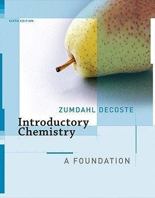 Introductory Chemistry: A Foundation, 5th