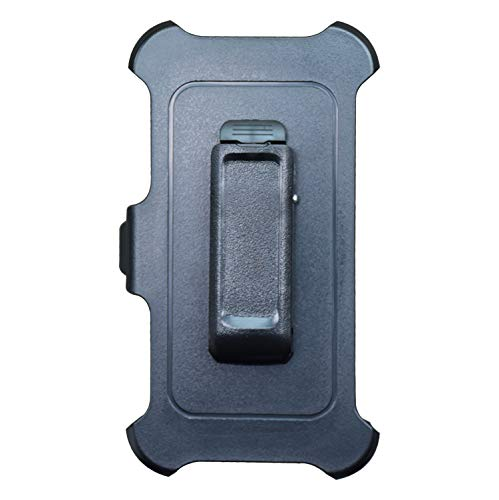 New Black Rotating Swivel Belt Clip Holster Replacement for Samsung Galaxy S7 Otterbox Defender Case with - New Swivel Clip Holster Belt