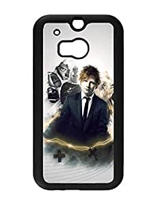 Hot Htc One M8 case, Ed Sheeran Hot Singer Theme Hard Back Cool Case Cover Fit for Htc One M8 6420167M941827812