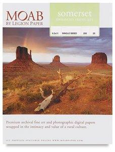 Paper Legion Velvet - Moab Somerset Enhanced Velvet 225gsm 13