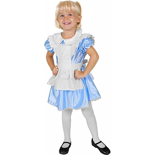 Child's Toddler Alice in Wonderland Costume