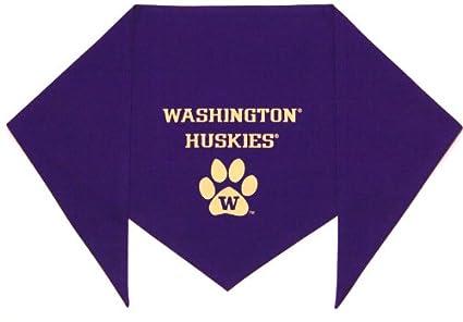 University Of Washington Huskies >> University Of Washington Huskies Bandana L Ties On 14 22 Neck