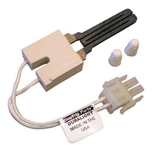 - Duralight Furnace Ignitor Direct Replacement For Rheem Ruud Weatherking OEM Part 62-22868-93