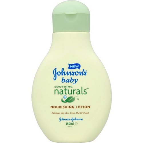 - Johnson's Baby Soothing Naturals Nourishing Lotion (250ml)