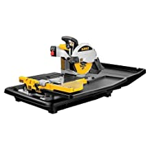 DEWALT D24000SMM Wet Tile Saw with Bonus, 10-Inch